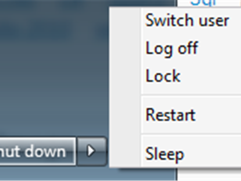 Windows7: Disable Hibernation