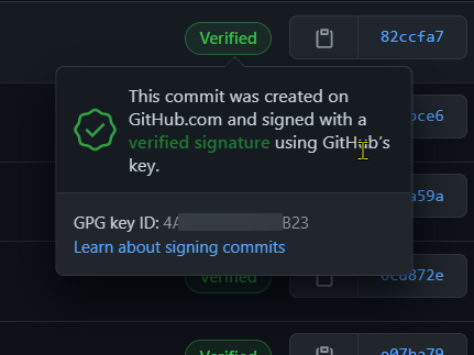 How to sign Git commits in Visual Studio Code