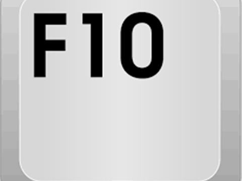 Using F10 F11 keys in VMware Fusion in MAC OS