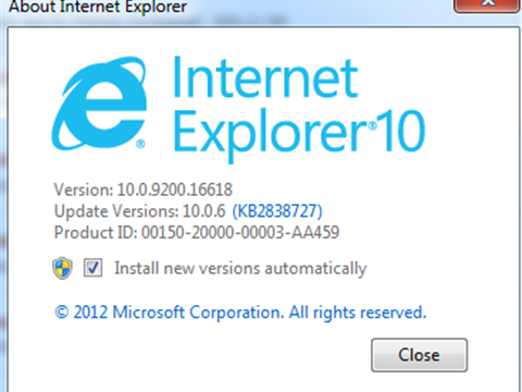 IE10 jquery ajax post not working, data not posted to server