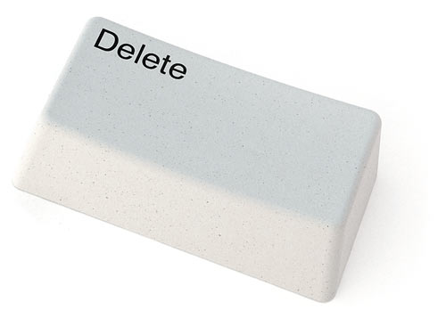 Delete all the files and folders with C#