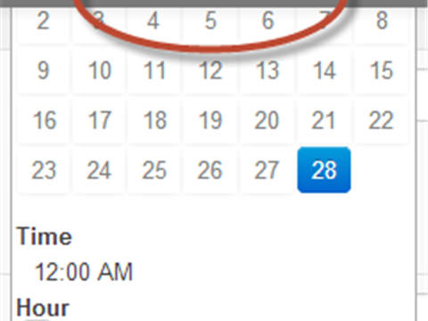Jquery date picker z-index issue